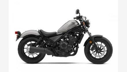 2018 Honda Rebel 500 for sale 200608585