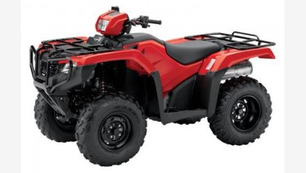 2018 Honda FourTrax Foreman for sale 200608630