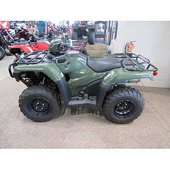 2019 Honda FourTrax Foreman 4x4 for sale 200609221