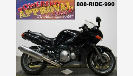2001 Kawasaki Ninja ZX-6 for sale 200609388