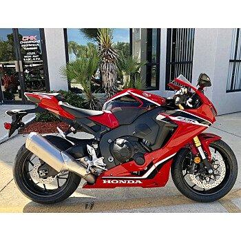 2018 Honda CBR1000RR for sale 200609568