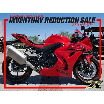 2017 Suzuki GSX-R1000 for sale 200609846