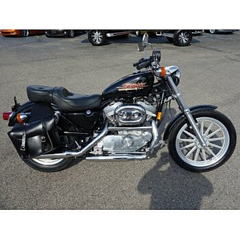 1998 Harley-Davidson Sportster for sale 200610507