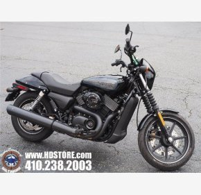 2017 Harley-Davidson Street 750 for sale 200611140