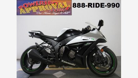 2014 Kawasaki Ninja Zx 10r Motorcycles For Sale Motorcycles On