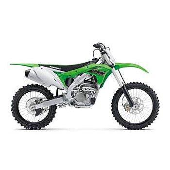 2019 Kawasaki KX250F for sale 200613244