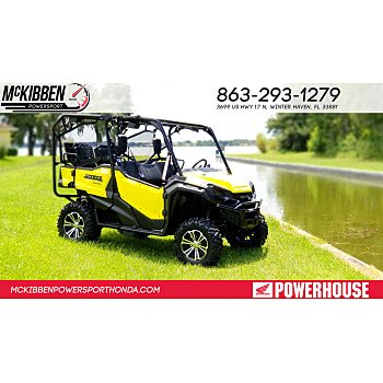 2018 Honda Pioneer 1000 for sale 200613844