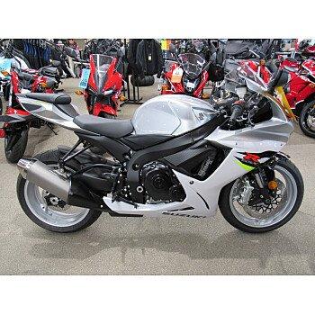 2018 Suzuki GSX-R600 for sale 200614066