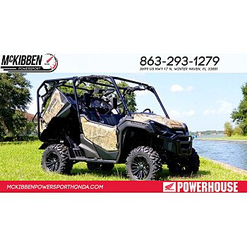 2018 Honda Pioneer 1000 for sale 200614347