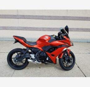 2017 Kawasaki Ninja 650 Motorcycles For Sale Motorcycles On Autotrader