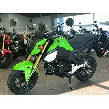 2019 Honda Grom for sale 200615396