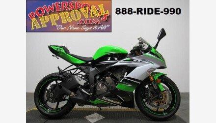 2015 Kawasaki Ninja 300 for sale 200616022