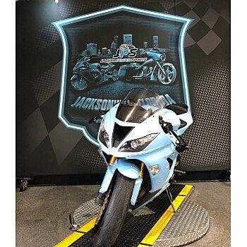 2015 Kawasaki Ninja ZX-6R for sale 200617191