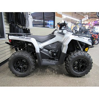 2019 Can-Am Outlander 570 for sale 200620159