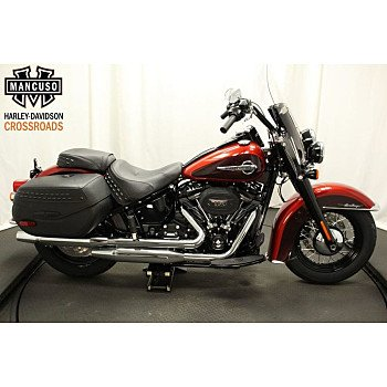 2019 Harley-Davidson Softail Heritage Classic 114 for sale 200620742