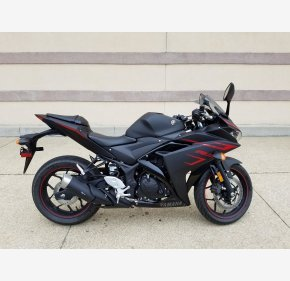 2017 Yamaha Yzf R3 For 200620852