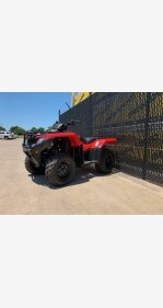 2019 Honda FourTrax Rancher 4X4 Automatic DCT EPS for sale 200622256