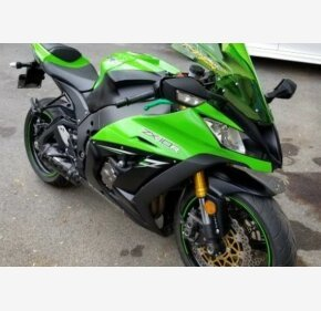 2014 Kawasaki Ninja ZX-10R Motorcycles for Sale - Motorcycles on