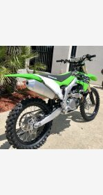 2019 Kawasaki KX450F for sale 200622977
