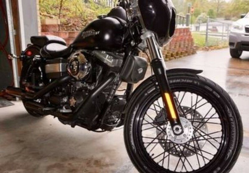 Harley-Davidson Dyna Motorcycles for Sale - Motorcycles on