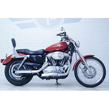 2005 Harley-Davidson Sportster for sale 200625486