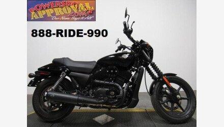 2017 Harley-Davidson Street 500 for sale 200626063