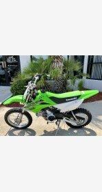 2019 Kawasaki KLX110L for sale 200626509