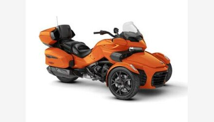2019 Can-Am Spyder F3 for sale 200628323