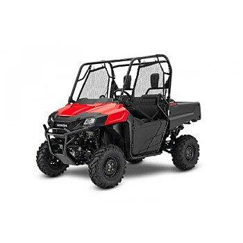 2018 Honda Pioneer 700 for sale 200628805