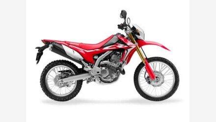 2018 Honda CRF250L for sale 200629703