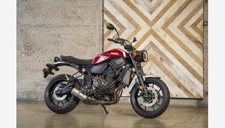 2018 Yamaha XSR700 for sale 200629941