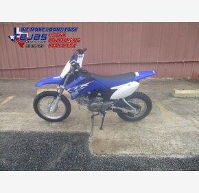 2018 Yamaha TT-R110E for sale 200630359