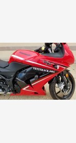 2012 Kawasaki Ninja 250R for sale 200630876