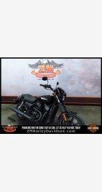 2019 Harley-Davidson Street 750 for sale 200631734