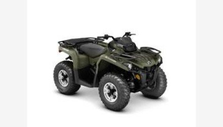 2018 Can-Am Outlander 570 for sale 200631793