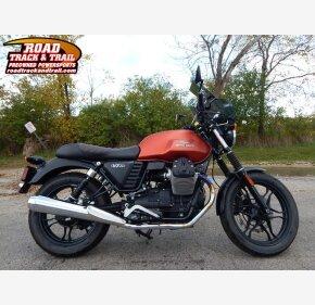 2016 Moto Guzzi V7 for sale 200636161