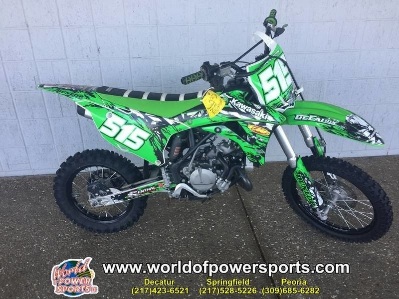 2017 Kawasaki Kx85 Motorcycles For Sale Motorcycles On Autotrader