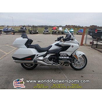 2018 Honda Gold Wing Tour for sale 200637076