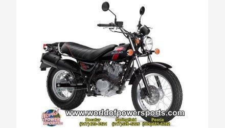 2018 Suzuki VanVan 200 for sale 200637230