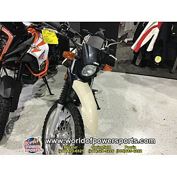 2019 Yamaha XT250 for sale 200637330