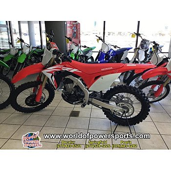 2019 Honda CRF450R for sale 200637446