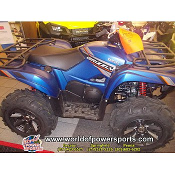 2019 Yamaha Grizzly 700 for sale 200637468