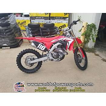 2019 Honda CRF450R for sale 200637681