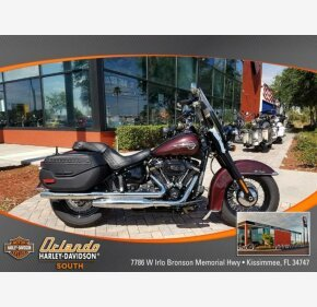 2018 Harley-Davidson Softail Heritage Classic 114 for sale 200638036