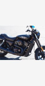 2017 Harley-Davidson Street 750 for sale 200638089
