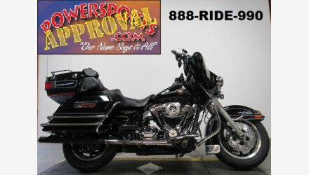 2008 Harley-Davidson Touring Ultra Classic Electra Glide for sale 200638778