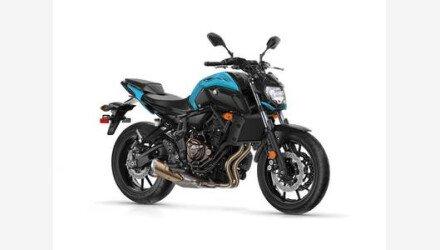 2019 Yamaha MT-07 for sale 200640533