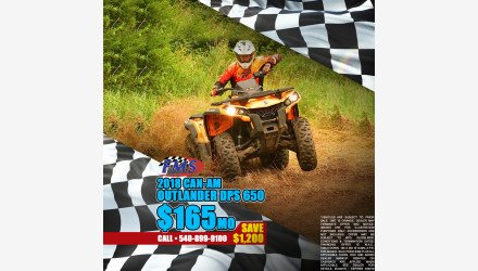 2018 Can-Am Outlander 650 for sale 200641557
