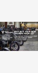 2018 Triumph Bonneville 1200 T120 for sale 200641861