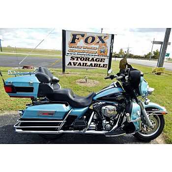 2008 Harley-Davidson Touring Ultra Classic Electra Glide for sale 200642261